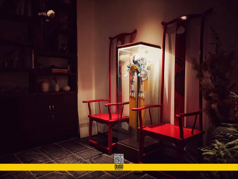 袁家村里居精品民宿酒店 实拍照片-陕西度高环境艺术设计有限公司