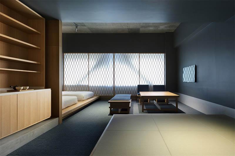 金泽KUMU极简主义风格精品酒店-陕西度高环境艺术设计有限公司