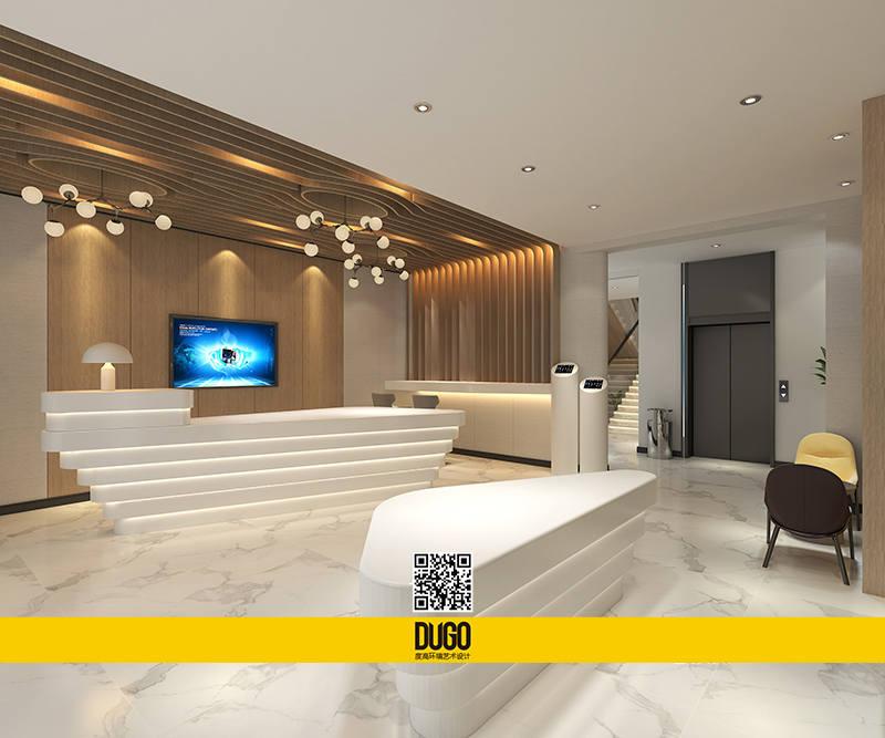 西安英卓未来酒店 空间设计-陕西度高环境艺术设计有限公司