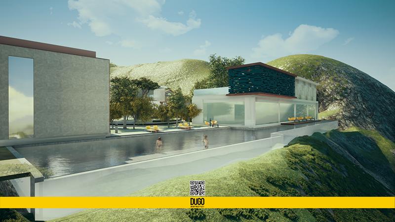 上若莫谷度假区 景观设计 建筑设计 空间设计-陕西度高环境艺术设计有限公司