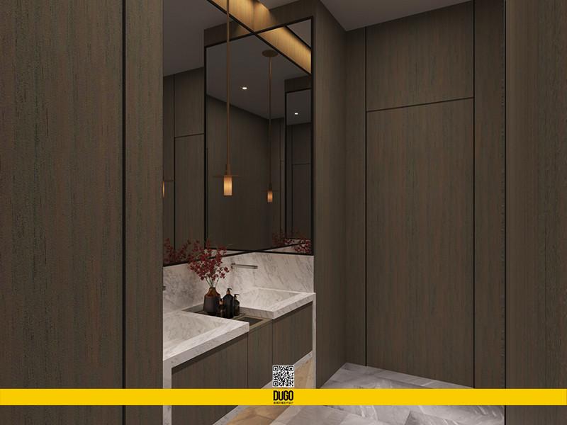 东鹏公园印 售楼部 空间设计部分-陕西度高环境艺术设计有限公司